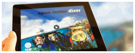 phone home dive courses